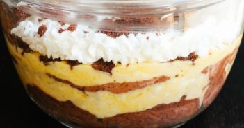 Easy Dairy-Free Trifle Recipe with What You Have on Hand (lots of options, vegan, gluten-free, allergy-friendly)