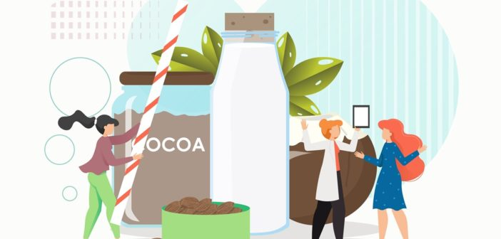100 Food Brands that use Dedicated Dairy-Free Facilities