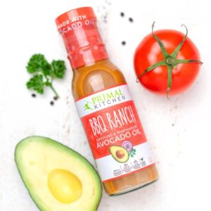 Primal Kitchen Dressing Reviews and Info. Dairy-Free, Paleo-Friendly Salad Dressings & Marinades. Pictured: BBQ Ranch