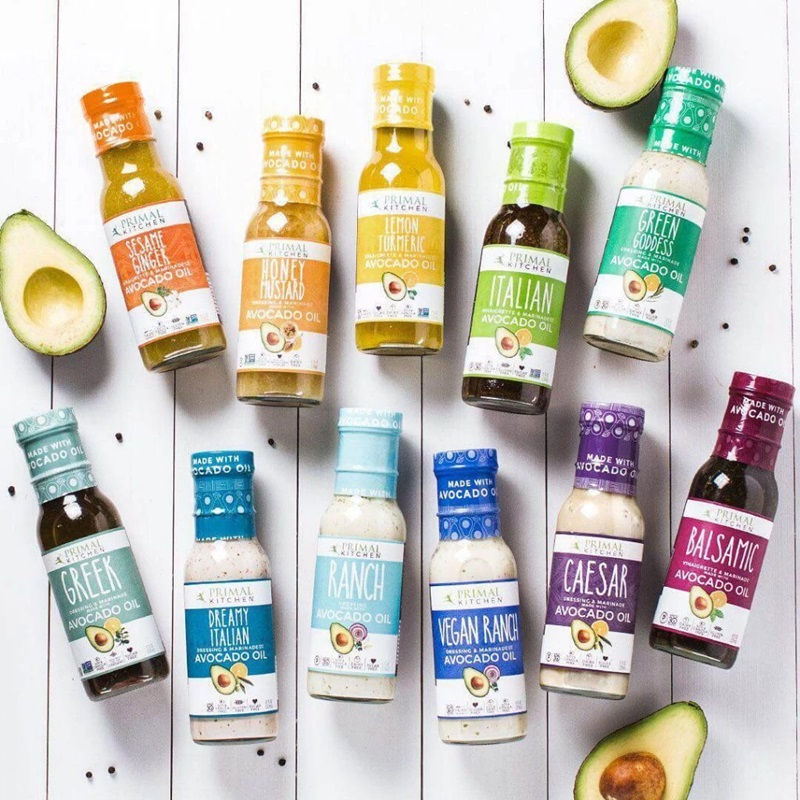 Primal Kitchen Dressing Reviews and Info. Dairy-Free, Paleo-Friendly Salad Dressings & Marinades.