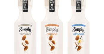 Simply Almond Milk Reviews and Information - 5 Ingredients or Less - Dairy-free, Plant-Based, Soy-free, US and Canada