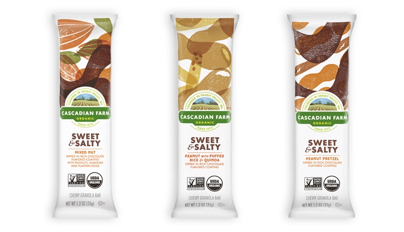 The Tastiest and Most Affordable Dairy-Free Snack Bars for Road Trips. Pictured: Cascadian Farm