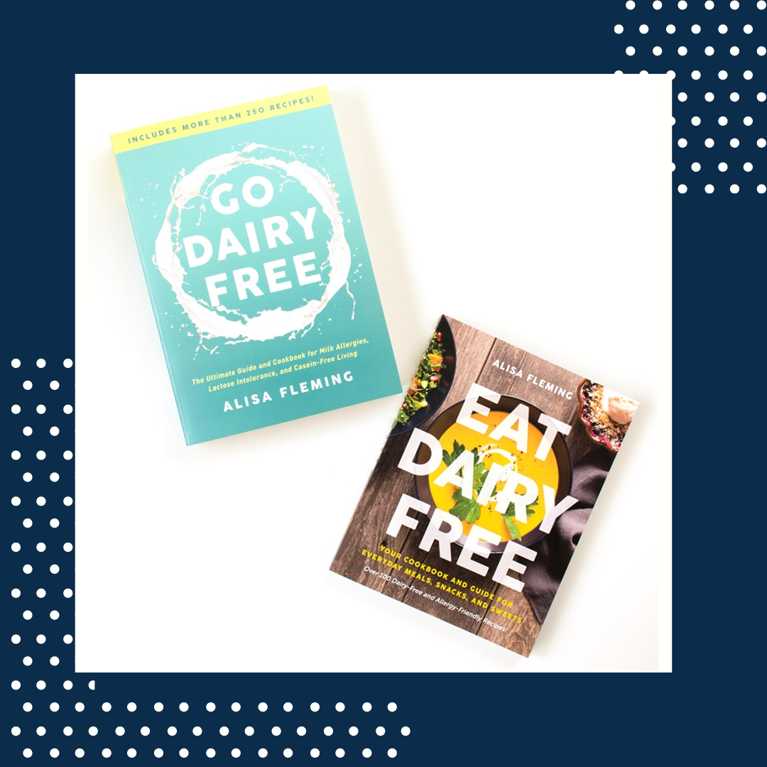 Exclusive Dairy-Free Book Sale - Limited Time!