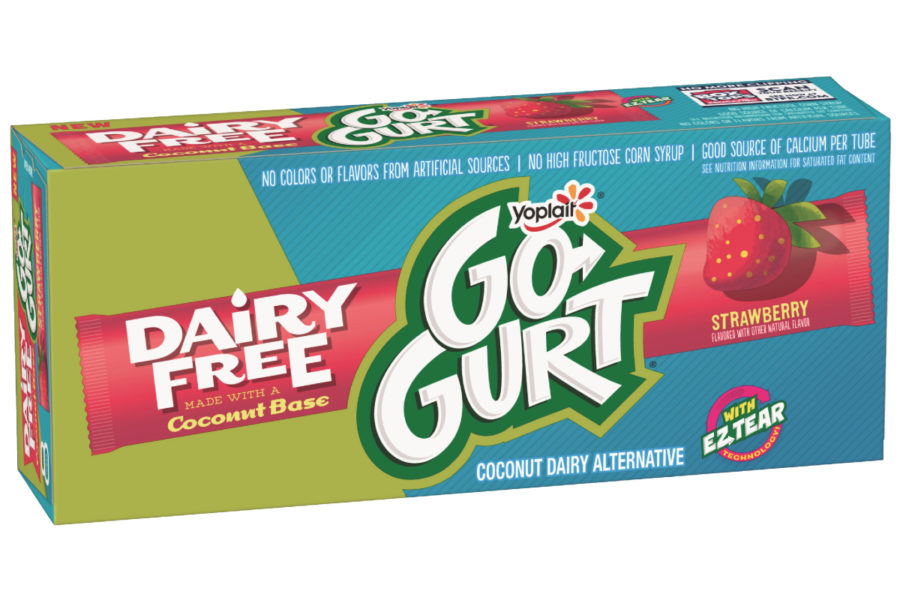Go-Gurt Dairy Free Squeeze Yogurt made with Coconut Milk - Reviews and Info