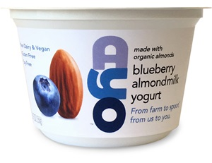 Ayo Almondmilk Yogurt Reviews and Information - Dairy-Free, Vegan, Gluten-Free, Soy-Free, Coconut-Free yogurt made with live and active cultures and 20 organic almonds per serving!