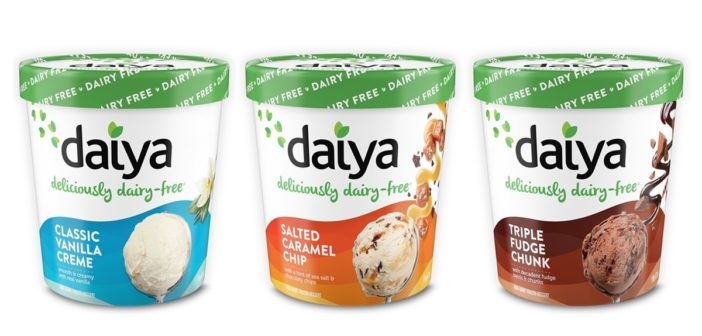 Daiya Dairy-Free Ice Cream is the Latest in Pint-Sized Frozen Desserts