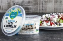 Follow Your Heart Dairy-Free Feta Crumbles Reviews and Info - vegan, gluten-free, top allergen-free Greek-style cheese alternative