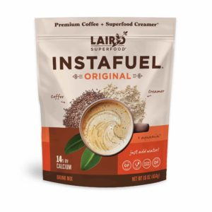 Laird Superfood Instafuel Reviews and Info - Dairy-Free, Plant-Based, Paleo, Insanely Natural Latte Mixes in Original, Unsweetened, and Matcha