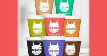 No Bull Ice Cream (Dairy-Free and Vegan) Reviews and Information - comes in 8 oat milk-based flavors. Pictured: All