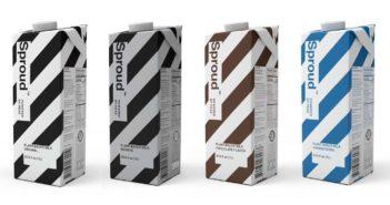 Sproud Pea Protein Milk Reviews and Info - Dairy-Free, Vegan Milk Beverage in 4 Varieties. Created in Sweden, available in North America