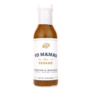 Yo Mama's Dressing Reviews and Information - Dairy-Free, Gluten-Free, Keto Friendly