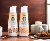 Starbucks Non-Dairy Creamers are Here for Dairy-Free Lattes at Home