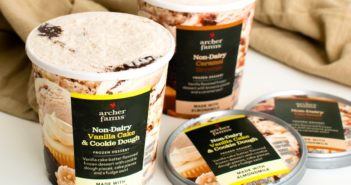 Archer Farms Non-Dairy Ice Cream Reviews and Info - Target brand of dairy-free and vegan frozen dessert in 7 indulgent, dessert-forward flavors.
