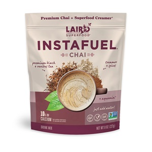 Laird Superfood Instafuel Reviews and Info - Dairy-Free, Plant-Based, Paleo, Insanely Natural Latte Mixes in Original, Unsweetened, and Matcha ... and New Chai!