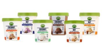 Open Nature Coconut Non-Dairy Frozen Desserts Review and Info - Albertsons brand of dairy-free, vegan coconut cream ice cream sold at Safeway, Vons, Shaw's, and their other stores.
