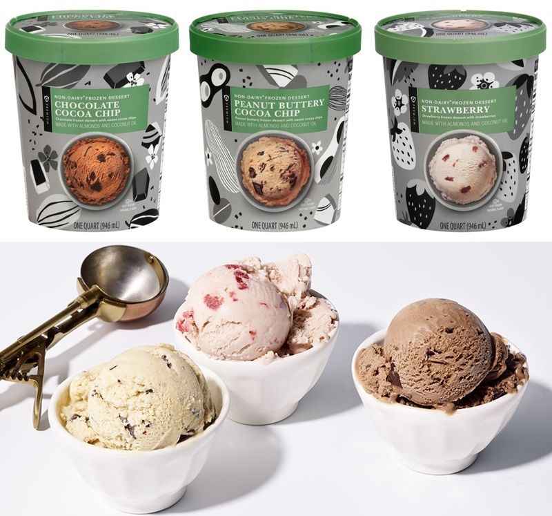 Publix Premium Non-Dairy Frozen Dessert Reviews and Info. Dairy-free, vegan, gluten-free ice cream sold exclusively at Publix stores in larger quart-sized tubs.