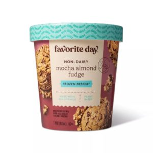 Favorite Day Non-Dairy Frozen Dessert - Plant-Based, Dairy-Free Ice Cream at Target - replaced the Archer Farms line. Reviews and Info here ...