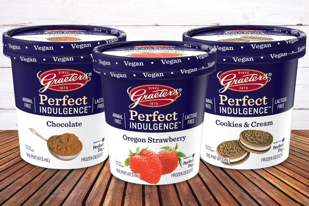 """When Vegan Isn't Dairy-Free, a New Era of Engineered Food. The new """"animal-free"""" dairy products and what they mean for dairy-free consumers. Pictured: Smitten Ice Cream made with Genetically Engineered, """"Vegan"""" Perfect Day Milk Proteins"""