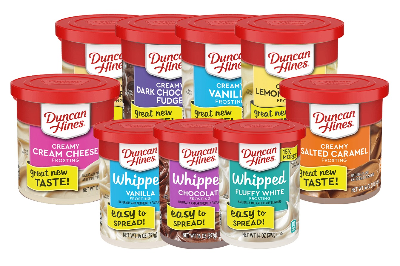 Duncan Hines Frosting - Dairy-Free and Vegan Guide - several varieties are made without milk, including ONE of the cream cheese varieties! Full details ...