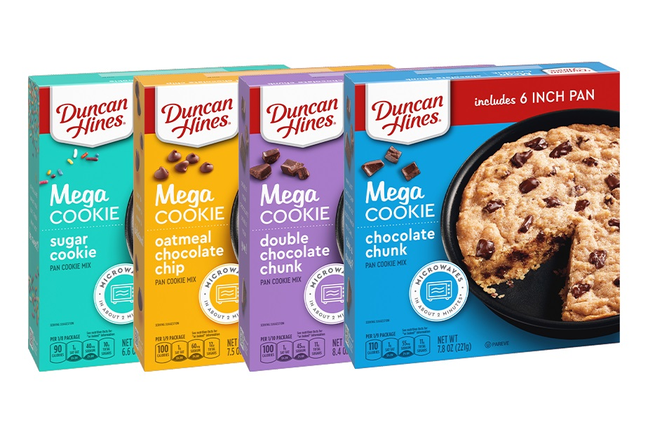 product duncan hines mega cookie feature.