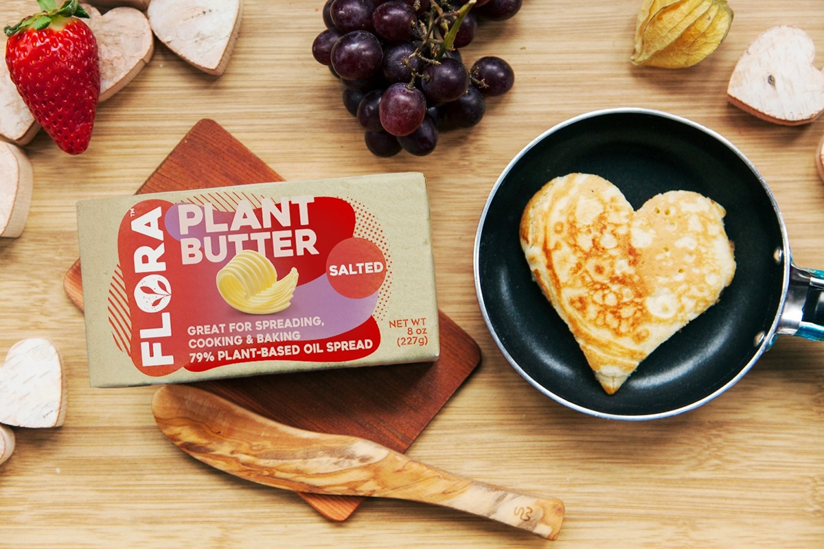 Flora Plant Butter Reviews and Info - dairy-free, gluten-free, plant-based, vegan, and coconut-free!