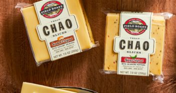 Chao Vegan Cheese Slices Reviews and Info - Dairy-Free Cheese Alternative by Field Roast Chao Creamery Now in Five Flavors