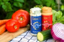 Fabalish Sauces Reviews and Info - vegan and dairy-free tzatziki, ranch, queso, and smokey sauces. All plant-based, keto, and allergy-friendly