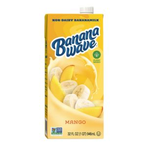 Banana Wave Bananamilk Reviews and Info (dairy-free, soy-free, made with oatmilk - 4 flavors + single serves)