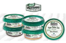 Fresh Provisions Plant Based Dips Reviews and Info - dairy-free, allergy-friendly, and vegan, in Ranch, French Onion, Dill Pickle, Caramel, and Chocolate