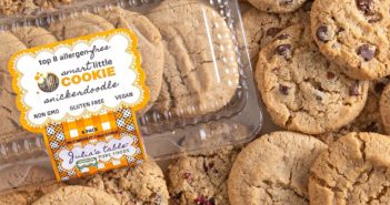 Julia's Table Cookies Reviews and Info - Gluten-Free, Top Allergen-Free, Vegan, and School Safe