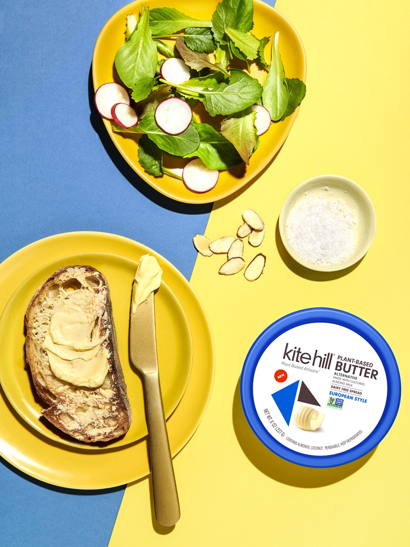 Kite Hill Plant-Based Butter Alternative Reviews and Info - Dairy-Free, Soy-Free, Gluten-Free, Vegan, Cultured and European Style!