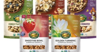 Nature's Path Granola Reviews and Info - Dairy-Free Varieties with Vegan and Gluten-Free Options + Superfood Varieties!