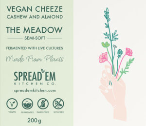Spread'Em Kitchen Firm Cheeze Blocks Reviews and Info - Dairy-free, Gluten-free, Vegan, Paleo, Keto, Artisan Cheese Alternatives made in Canada