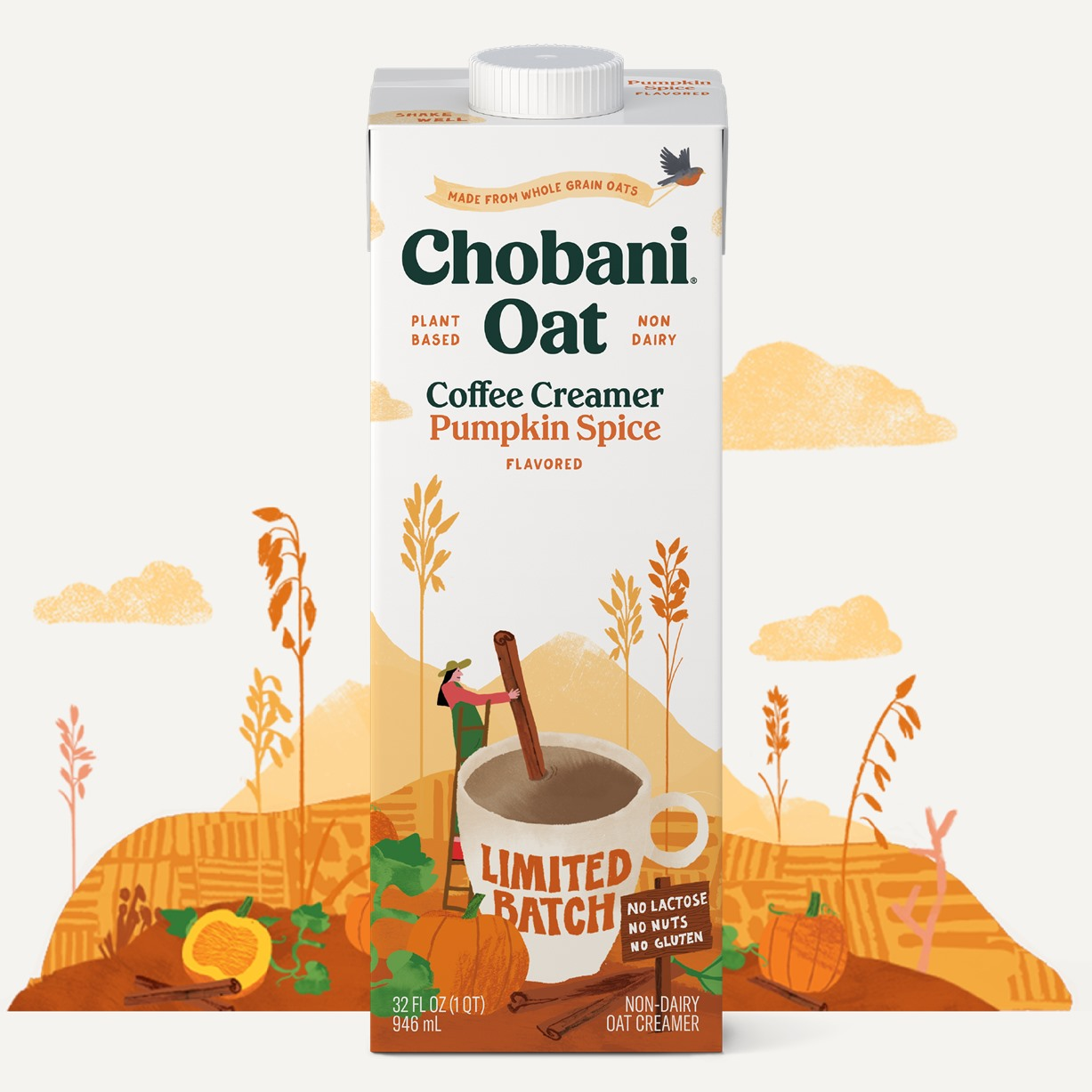 50 Dairy-Free Pumpkin Spice Products that you won't want to miss out on this year! Dairy-free and mostly Vegan!