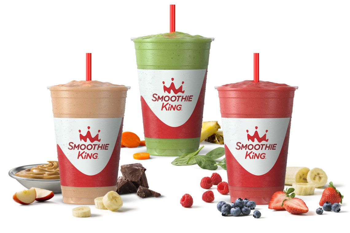 Dairy-Free Smoothie King Guide - Includes Menu Items and Custom Order Ingredient Info for Dairy-Free, Egg-Free, and Vegan Customers (all Gluten-Free)