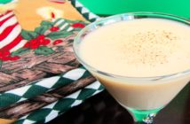 Dairy-Free Holiday Drink Recipes with vegan and alcohol-free options - eggnogs, martinis, lattes, ciders, and more