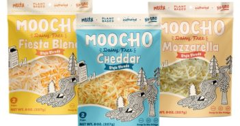 Moocho Dairy-Free Cheese Shreds Reviews and Info - Vegan, Gluten-Free, Nut-Free, Soy-Free, and available in 3 Flavors. Product by Tofurky.