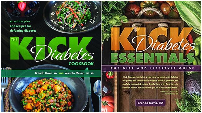 The Kick Diabetes Cookbook & Essential Guide by Brenda Davis