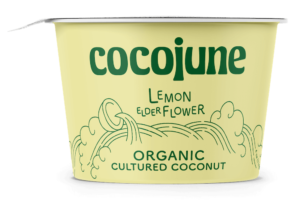 Cocojune Coconut Yogurt Reviews and Info. Pure, low sugar, dairy-free, high fat, coconut milk yogurt. Also vegan with paleo and keto friendly options.