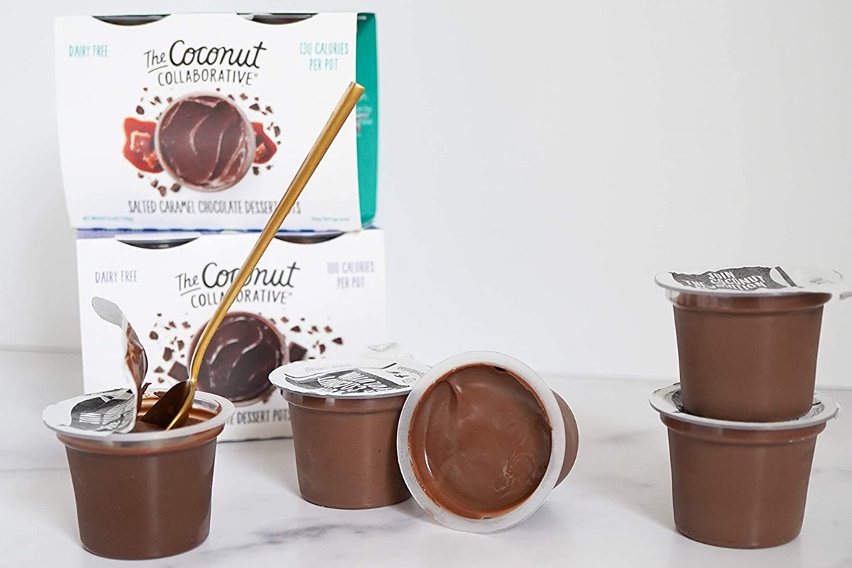 The Coconut Collaborative Dessert Pots Reviews and Info - dairy-free, gluten-free, vegan, single serve mousse desserts.