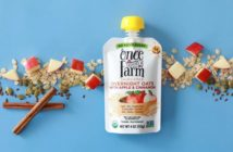 Once Upon a Farm Overnight Oats Reviews & Info - Dairy-Free, Organic, Squeeze Pouches with No Added Sugar. For kids 1 year and up!