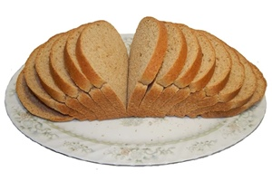 Organic Bread of Heaven Review and Info - Sliced Breads including various No Yeast Sourdoughs, Whole Grain, Cinnamon Swirl, and More. All made with pure ingredients in a vegan, kosher pareve bakery. Ships nationwide.