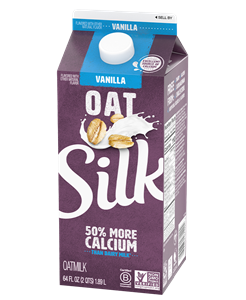 Silk Oat Milk Review with Ingredients, Allergen Info an More. Plus, leave your own rating! Dairy-free, plant-based, nut-free, and soy-free.