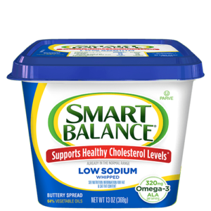 Smart Balance Buttery Spreads Reviews and Info - all dairy-free, most vegan