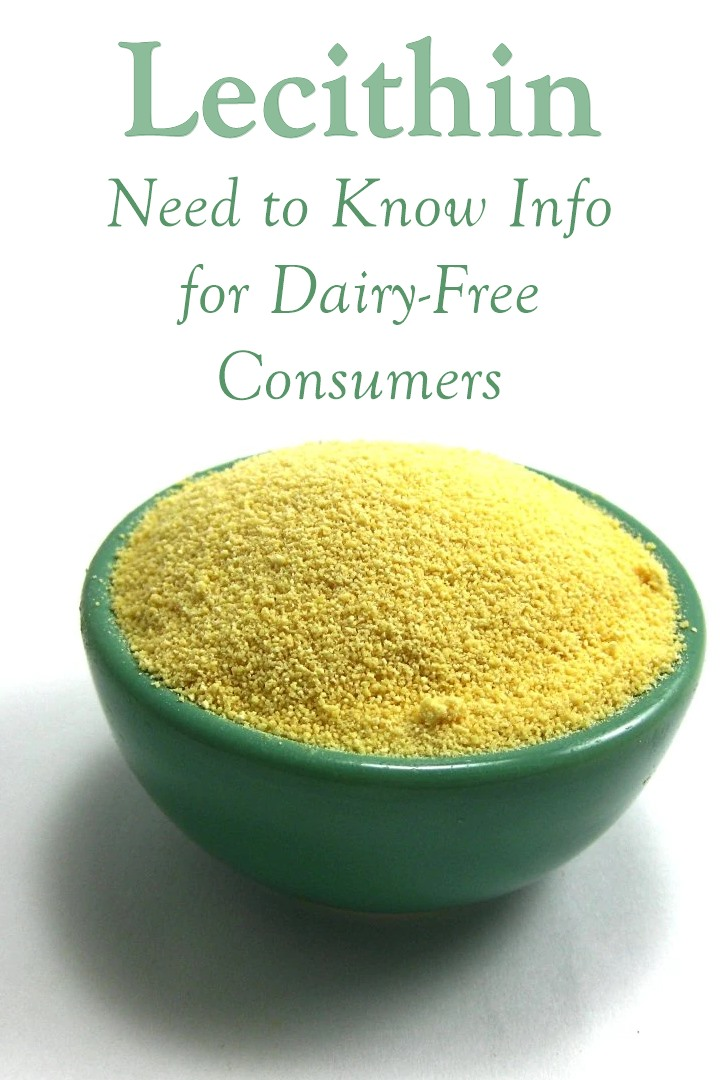 Does Soy Lecithin Contain Dairy? Can Lecithin be Made from Milk? Separating Myth from Facts ...