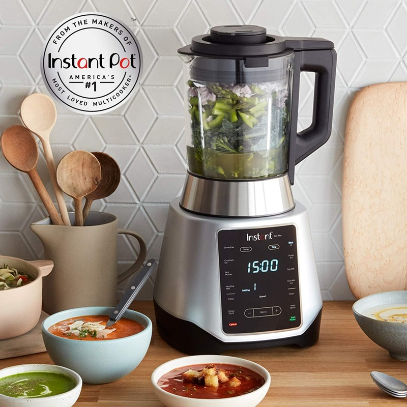 The Dairy-Free Gift Guide with Unique Ideas for Adults and Kids. Pictured: New Instant Pot Ace Blender