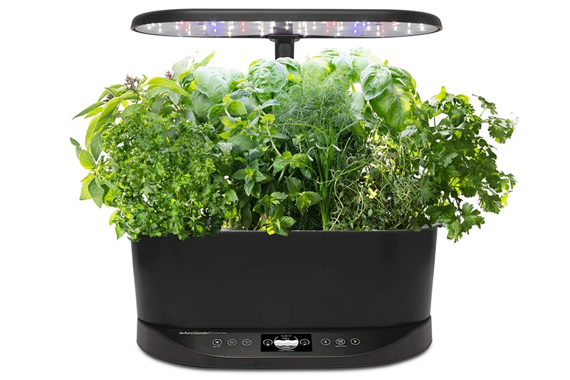 The Dairy-Free Gift Guide with Unique Ideas for Adults and Kids. Pictured: Aerogarden