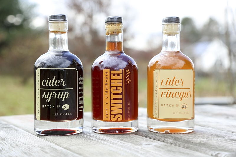 The Dairy-Free Gift Guide with Unique Ideas for Adults and Kids. Pictured: Carr's Ciderhouse Collection