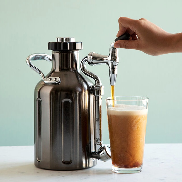 The Dairy-Free Gift Guide with Unique Ideas for Adults and Kids. Pictured: Home Cold Brew Machine