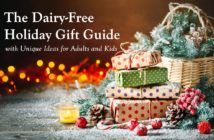 The Dairy-Free Gift Guide with Unique Ideas for Adults and Kids. Pictured: